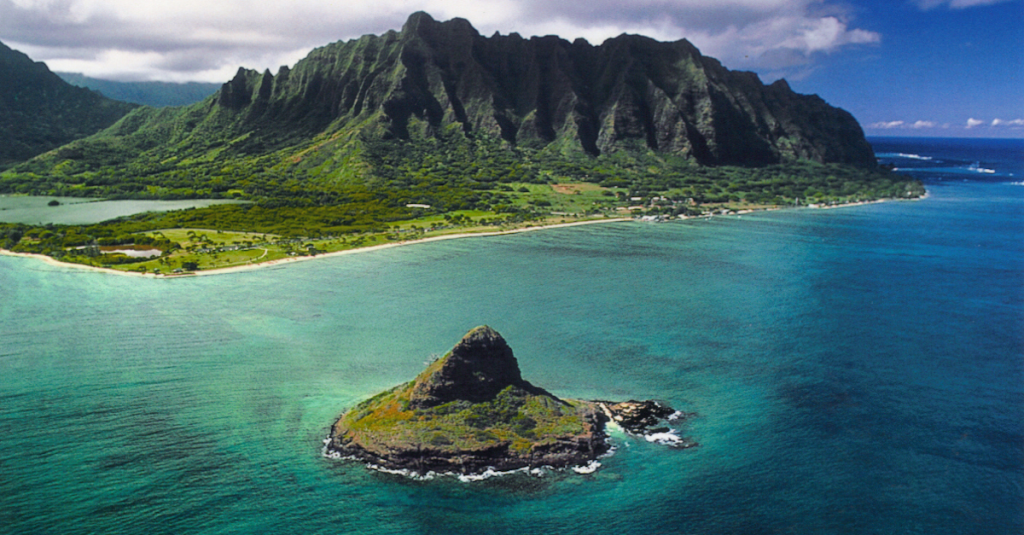 Mokoli'i – A Natural Hawaiian Pyramid
